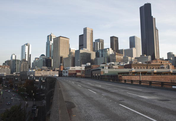 SR-99 Alaska Way Viaduct
