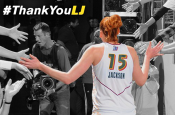Tribute to Lauren Jackson