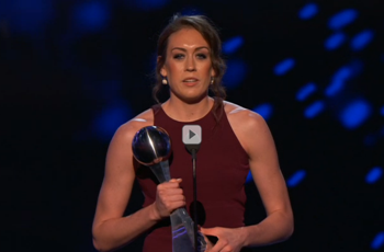 Stewart's ESPY Speech on Gender Equality