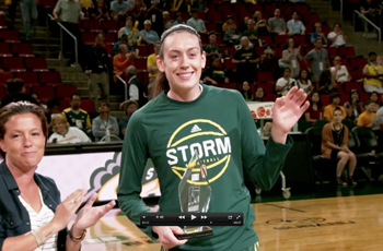 2016 WNBA Rookie of the Year