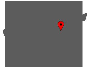 Map of Shanxi, China