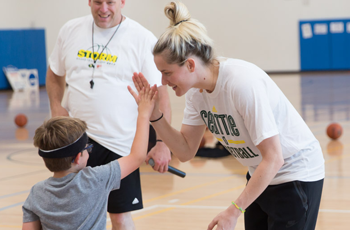 Storm Basketball Camp presented by QBSI